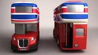 London bus concept