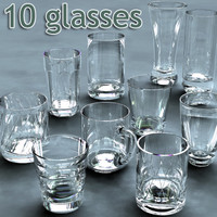 10 Glasses - Collection
