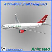 Airbus A330-200F Cargoitalia
