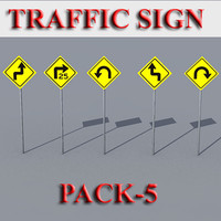Traffic Sign Pack-5