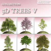 tree high-poly billboard 3d model