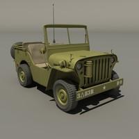Army Jeep 4X4