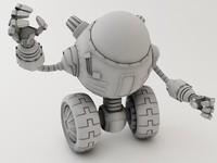robot lp-1230 3d model