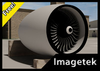 Military/Civilian Aircraft Turbine Jet Engine GE (General Electric) Type