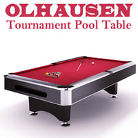 Pool Table Olhausen 9 foot