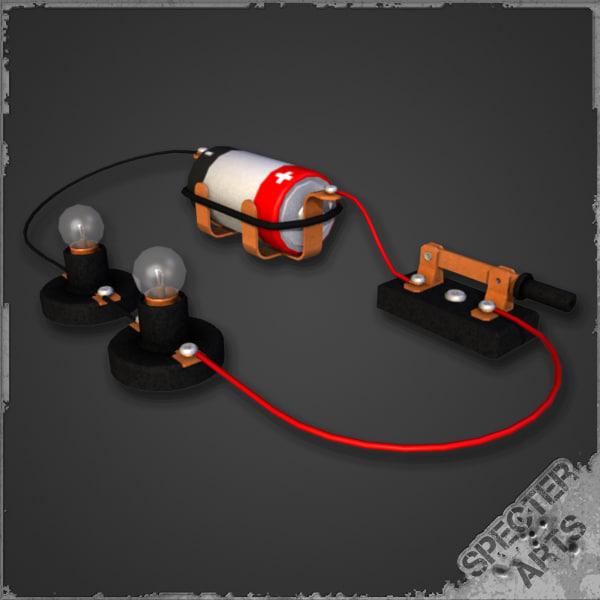 Simple Dc Circuit Model