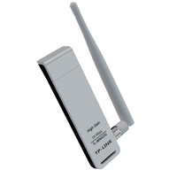 Wireless Network Card 3D model TP-Link