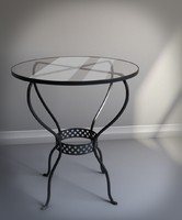 cafe table 3d model