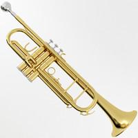 trumpet brass 3d model
