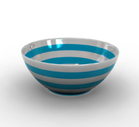 breakfast bowl 3d model