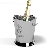 champagne louise roederer ice bucket bottle