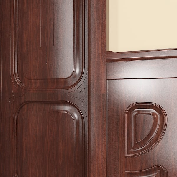Door and panel  ar nuvo