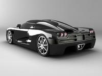 Koenigsegg CCX std mat