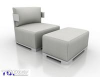 porada bea armchair