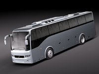 Volvo 9700 Bus Coach
