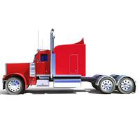 American Truck Tractor 15