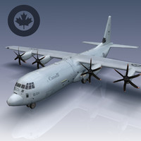 Canadian Air Force CC-130J Super Hercules