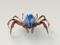 soilder crab 3d model