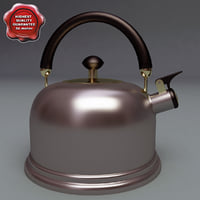 kettle v1 3d model