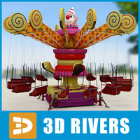 3ds max swing wave swinger lollypops