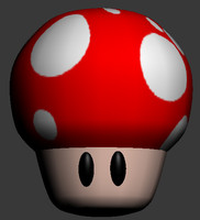 Mario Mushroom