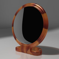 double mirror 3d model