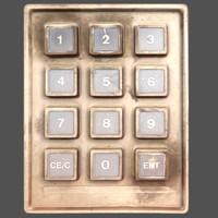 button panel control 3d model