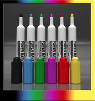 color markers 3d model