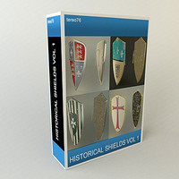 historical shields vol 1