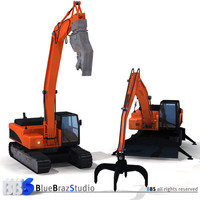 excavator collection 1