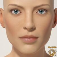 emily hyper 3d model