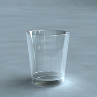 glass geometry 3d model