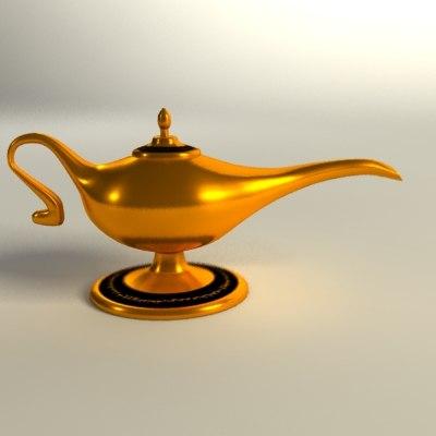 Alaudeen and The Magical Lamp