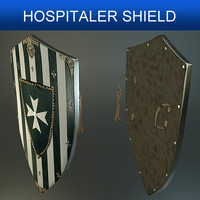 hospitaler shield