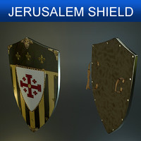 Jerusalem Shield