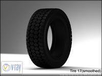 tire 17 (military tractor 1)