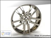 Wheel 16