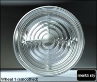 wheel 1 3d model
