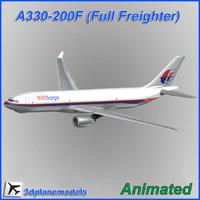 Airbus A330-200F MASKargo
