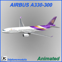 Airbus A330-300 Thai Airways International