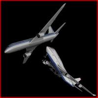 boeing 747 767 3d model