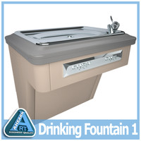 Drinking Fountain I