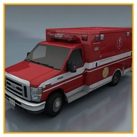 ambulance fire department