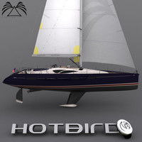 HotBird 46` Sailboat