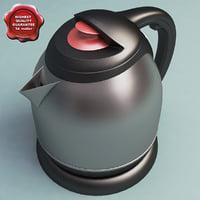 kettle v3 3d model