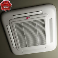 LG Cassette-Type Air Conditioner