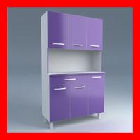 Cupboard violet