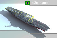 nae paulo a12 carrier 3d model
