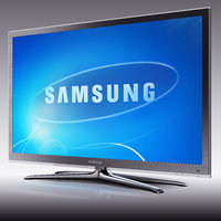 Samsung LED TV UE55C8000 and Remote RMC30C2 Touch Control