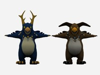 World of Warcraft birds